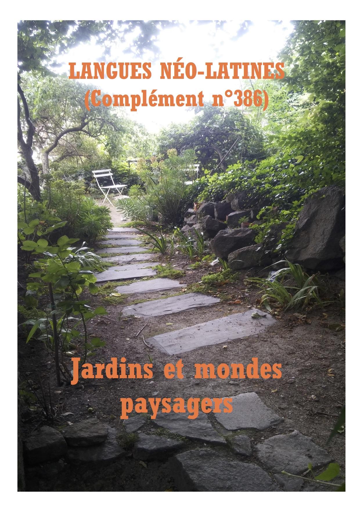 Couverture Jardin Site